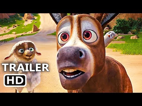 THE STAR   2017 Animals, Animation, Christmas Movie HD