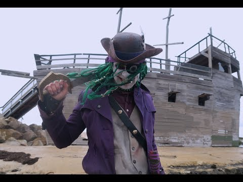 My Completed Pirate Joker Cosplay