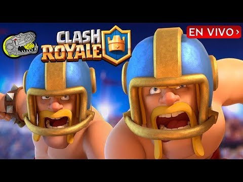 🔴 Ganando con el Maso mas Caro - 7.1 Media de Elixir - Clash Royale - Multi Torneos, Misiones y Más