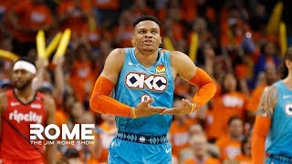 The Russell Westbrook Era In OKC Is OVER, Traded To Rockets | The Jim Rome Show