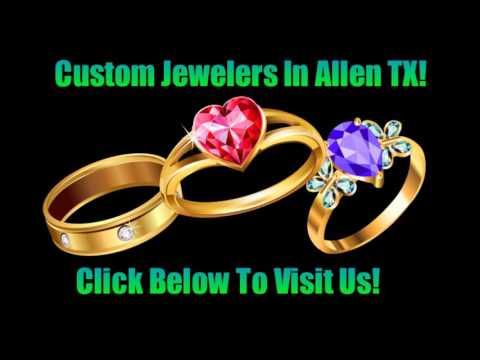 Elegant Custom Jewelry Allen Tx