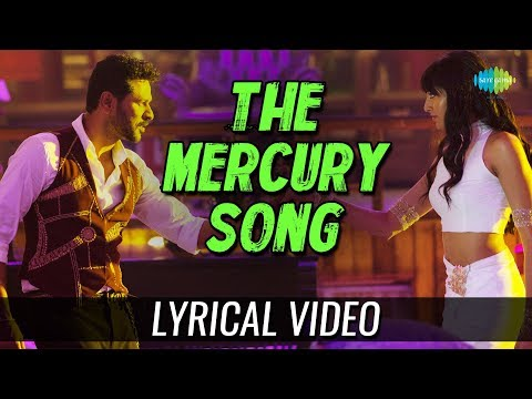 The Mercury Song | lyrical | Feat Deva | Mercury | Mithoon | Karthik Subbaraj | Musical Promo