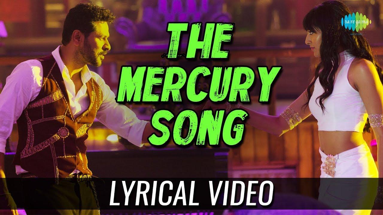 The Mercury Song | lyrical | Feat Prabhu Deva | Mercury | Mithoon | Karthik  Subbaraj | Musical Promo