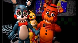 ПЯТЬ НОЧЕЙ С ФРЕДДИ 2 #3 Игра мультик не для детей Five Nights at Freddy's #Мобильные игры