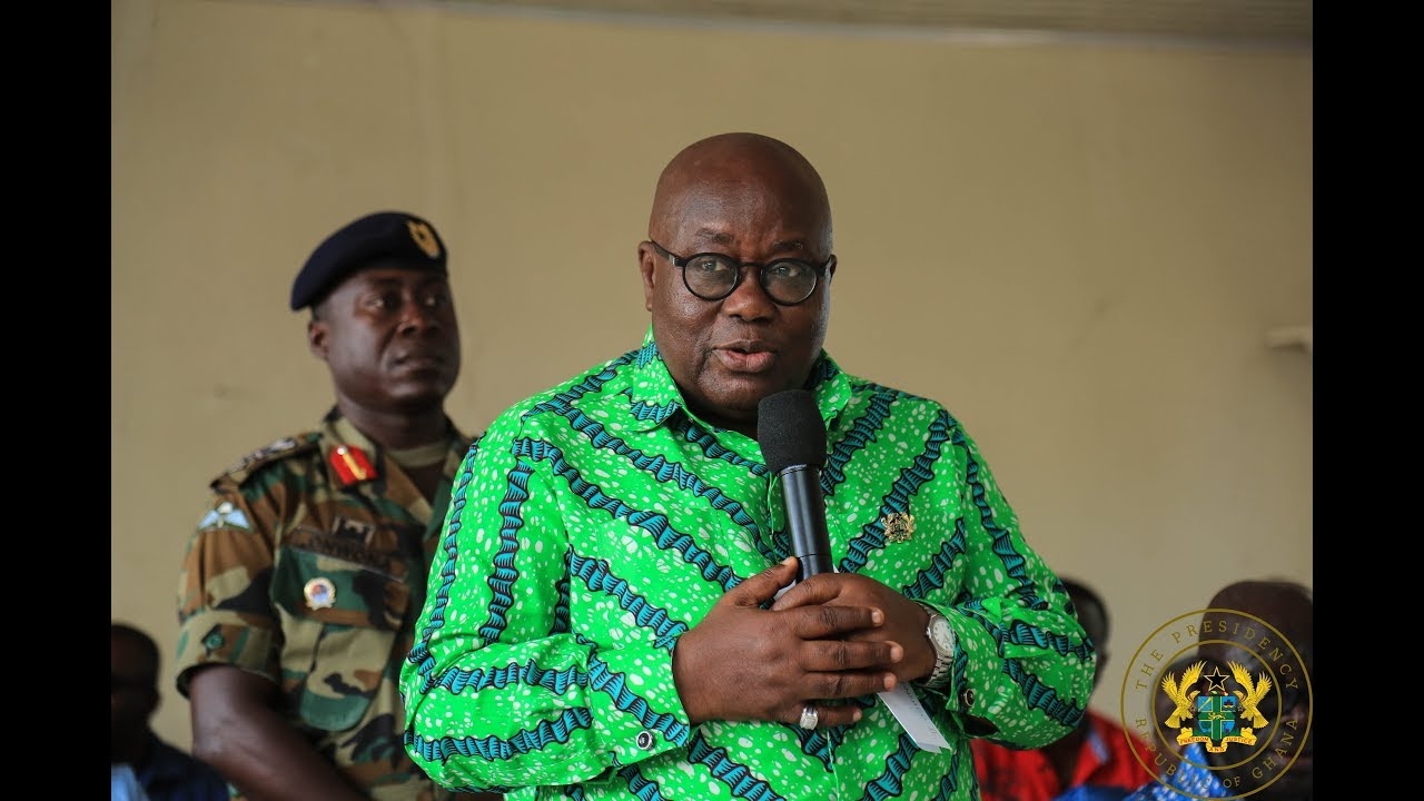 Free SHS to be backed by law - Akufo-Addo