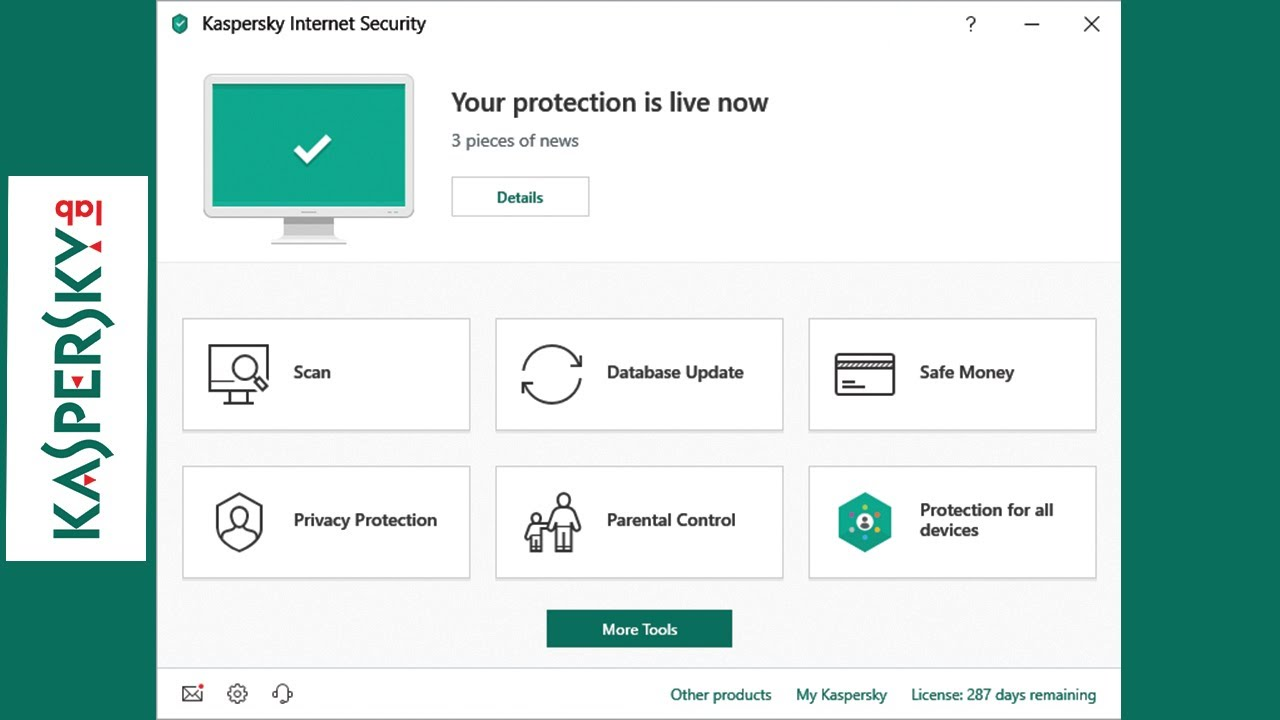 ติดตั้ง KASPERSKY ANTIVIRUS 2019 How to install and activate Kaspersky  Internet Security