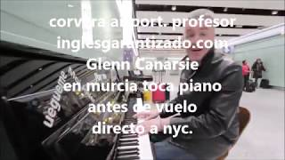 corvera airport aeropuerto murcia con academia inglesgarantizado billy joel.the piano man YouTube Videos