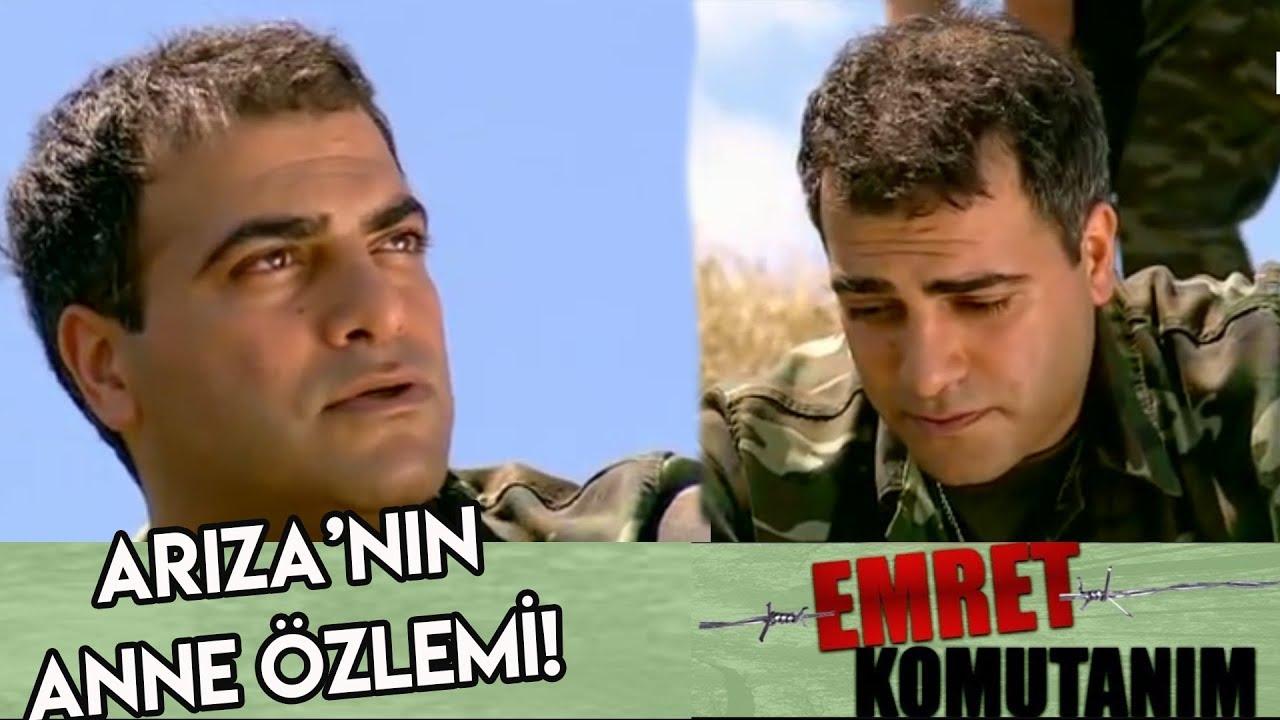 ARIZA'NIN ANNE ÖZLEMİ BİTMİYOR - Emret Komutanım
