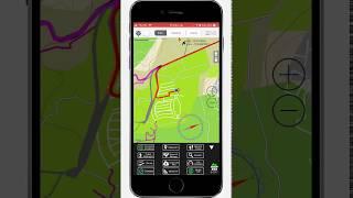 Map E32 app tutorial compass