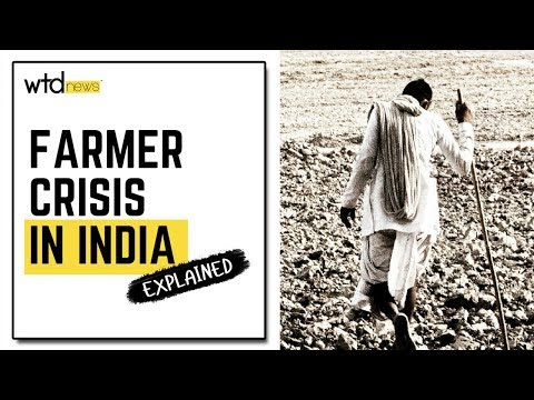 Agricultural Crisis in India