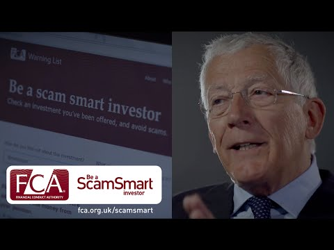 FCA: Be ScamSmart and avoid investment fraud