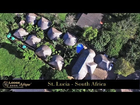 Lodge Afrique Accommodation St. Lucia South Africa