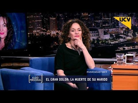 Algo Personal (12-08-2015) - Catalina Guerra y la