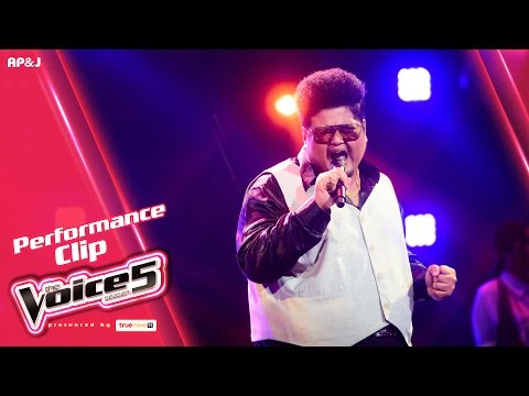 The Voice Thailand – เบ๊นซ์ ณรงค์ชัย – Still Got The Blues – 8 Jan 2017