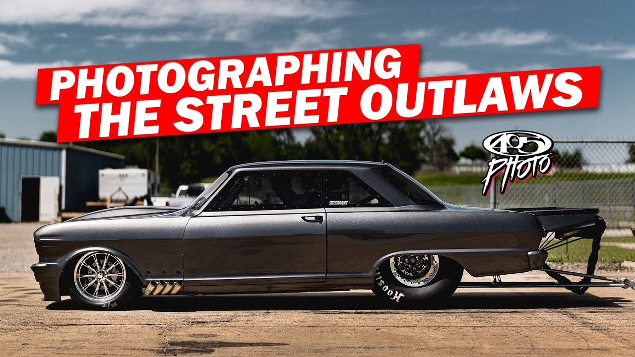 Download Photographing the Street Outlaws - Testing before Race Night!!