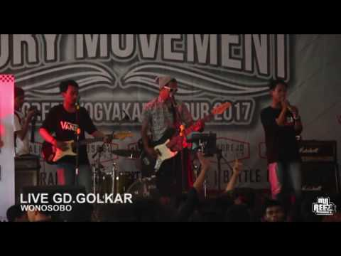 Cinta Palsu - MR.REEZ Ft Dodhy Satria | Live GD Golkar Wonosobo ( STORY MOVEMENT TOUR )