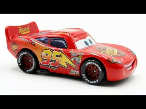 Disney Movie Cars Characters