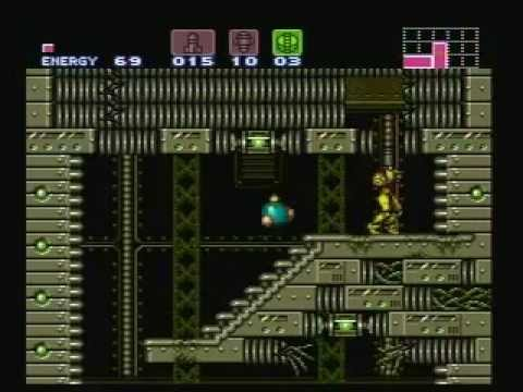 Super Metroid any% 43:48