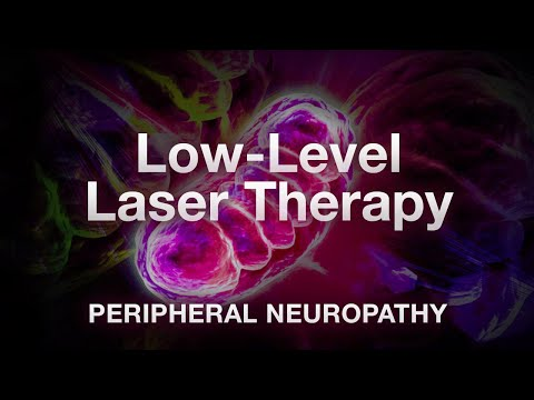 Low-Level Laser Therapy (LLT) for Peripheral Therapy | El Paso, TX (2019)