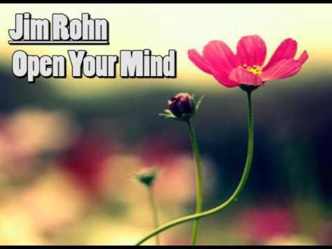 Jim Rohn: Open Your Mind