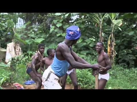 Poor African Family Dancing To Minimal by Wizkeeber mAsk --HAMI MUSIC  UGANDA  2016
