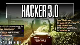 Spectating A Hacker with Aimbot, Wall Hacks and Damage Hacks - Battlefield 4
