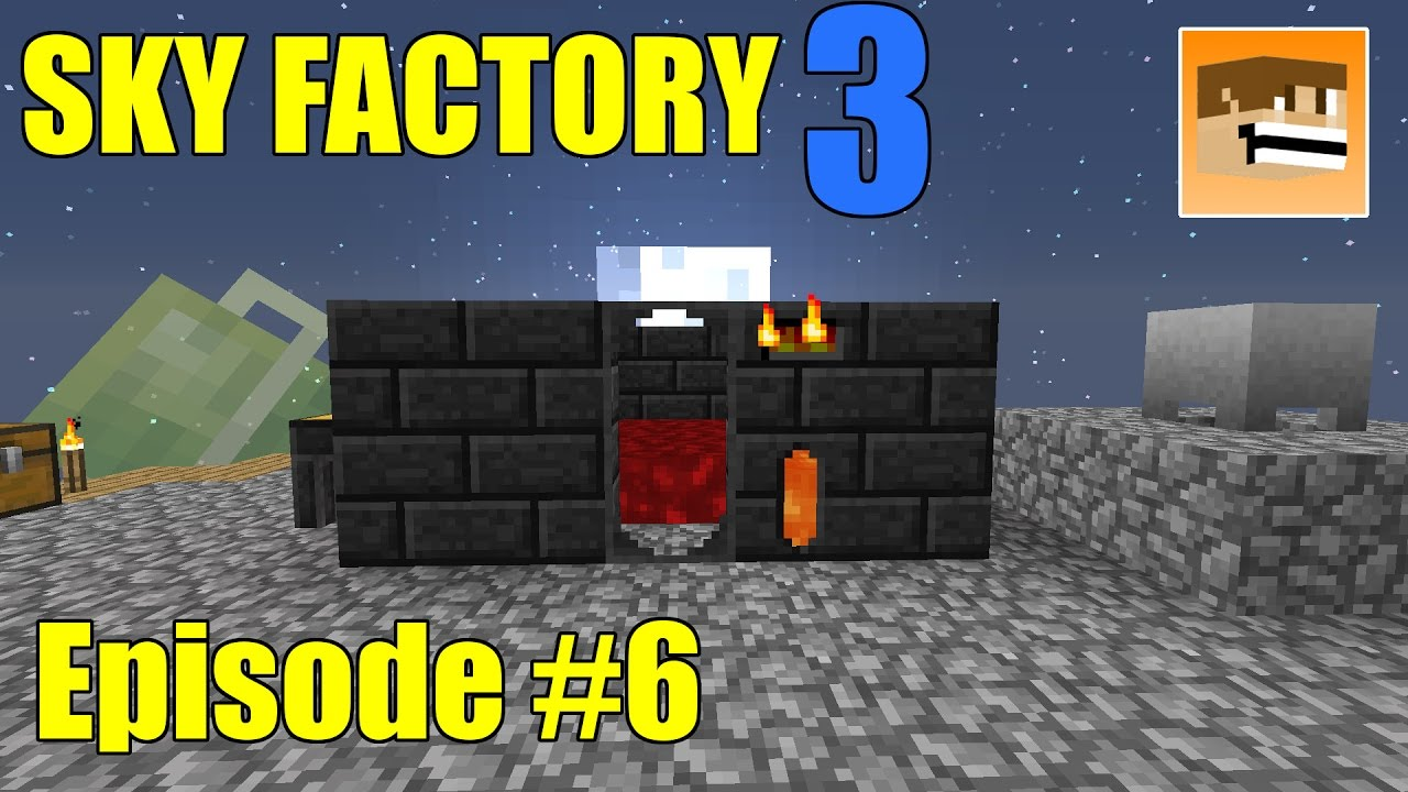 how to play sky factory 3 minecraft