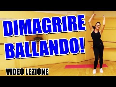 Dimagrire Ballando! Esercizi Di Allenamento Completo Con Danza Caraibica Per Perdere Peso E Bruciare