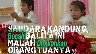 Percaya reinkarnasi, orangtua di Thailand nikahkan anak kembarnya
