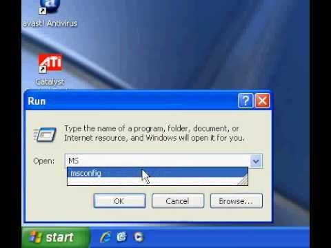 Faster Startup Of Windows XP