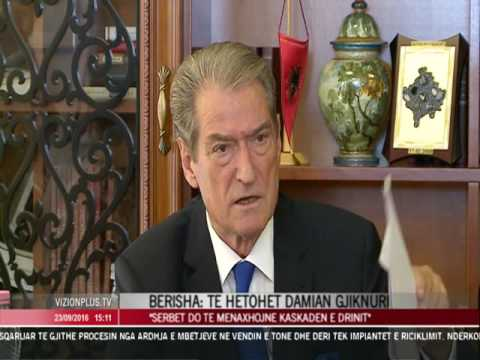 News Edition in Albanian Language - 23 Shtator  2016 - 15:00 - News, Lajme - Vizion Plus