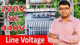 220V And 440V Explained | How To Create 440V Using 220V