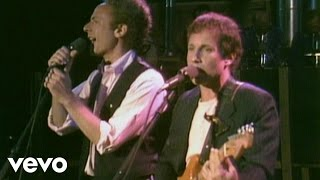 Simon & Garfunkel - Kodachrome / Mabellene (from The Concert in Central Park)