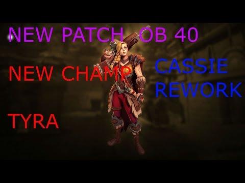 PALADINS new patch OB 40