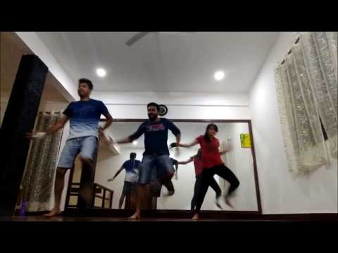 Mari Kannu Hori Myage Video Song | A | Upendra | Choreography by IT Nan Makklu