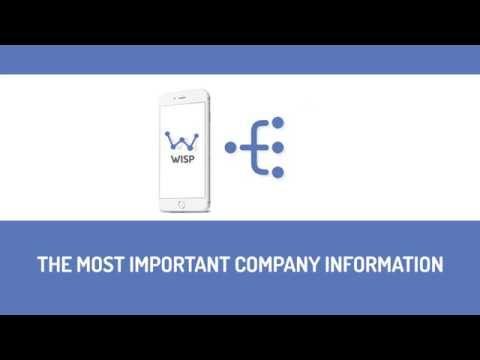 WISP - a mobile employee handbook