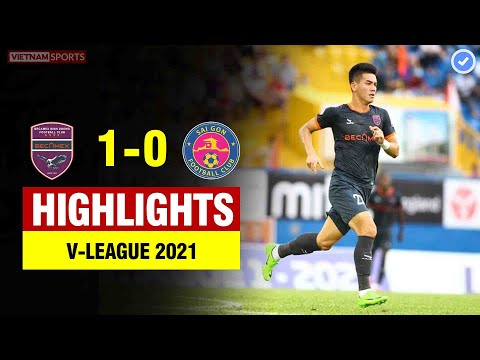 Binh Duong Sai Gon FC Goals And Highlights