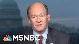 Democratic Senator Chris Coons Says Donald Trump Could Move Us Forward | Morning Joe | MSNBC