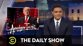 Download Donald Trump Accepts the GOP Nomination & Ted Cruz Gets Booed at the RNC: The Daily Show Mp3 and Videos