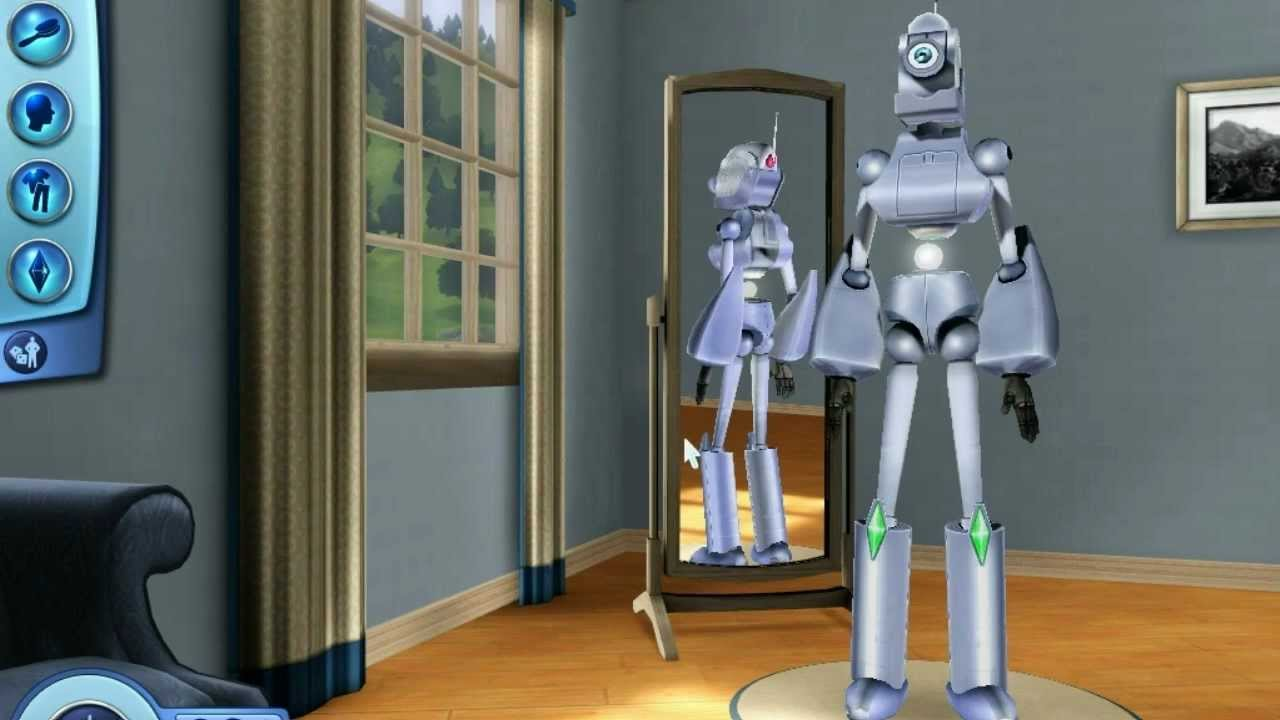 servo from the sims 2 in the sims 3 world adventures game. Black Bedroom Furniture Sets. Home Design Ideas