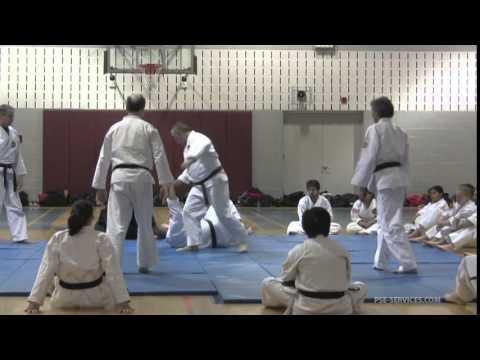 TKA (Tompkins Karate Association) 2011 February Black Belt Exam