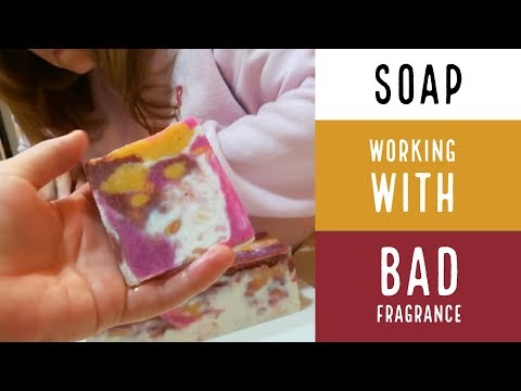 How To Use Bad Soap Fragrances