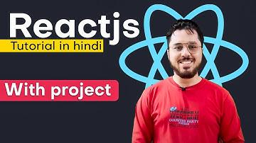React Tutorial in Hindi