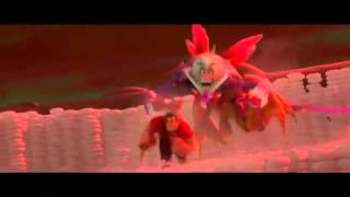 Ralph el Demoledor - Ralph vs King Candy