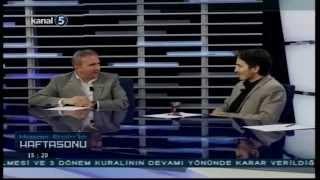 HASAN ERGİN'LE HAFTA SONU ERKUT AKTAŞ-MERT EYİN 03 05 2014