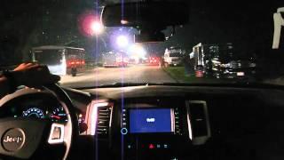 Jeep Grand Cherokee SRT8 vs 2010 M3 ***UN-Edited