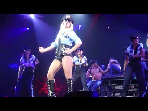 Britney Spears Live In Montreal 05/05/09 FRONT ROW