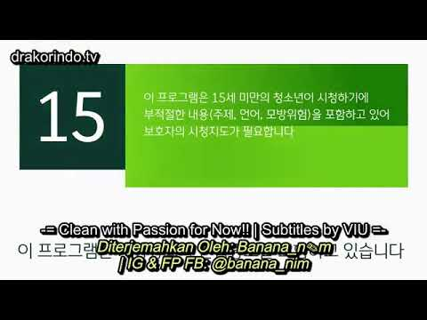 Clean With Passion Episode 13 Sub Indo