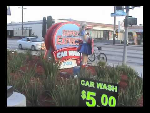 Hand Car Wash Monrovia