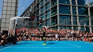 Jordan kilganon (dunk elite) wins ing-diba #shutupandplay dunking world championship 2016